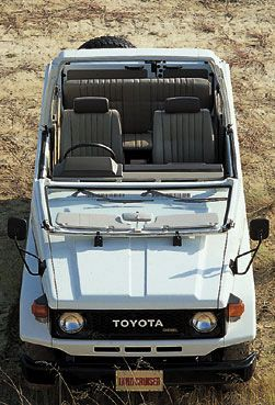 Everything you wanted to know about the drool-worthy Toyota 70 Series