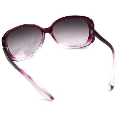 Woman Fashionable Sunlight Glasses for Fashion Ornament Type:Decoration, Fashion, Practical|For:Women|Material:Plastic|Occasion:Outdoor|Color:Purple|Product weight :0.027 kg|Package weight :0.05 kg|Product size (L x W x H) :14.2 x 13.5 x 5.3 cm / 5.58 x 5.31 x 2.08 inches|Package size (L x W x H) :16 x 8 x 7 cm / 6.29 x 3.14 x 2.75 inches|Package contents:1 …