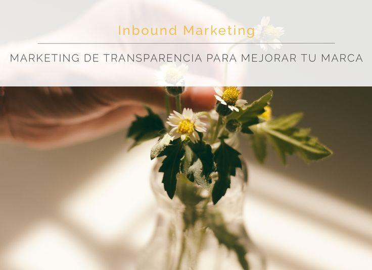 A través del inbound marketing, trabajamos el marketing de transparencia en la comunicación, generando confianza y engagement en nuestro público