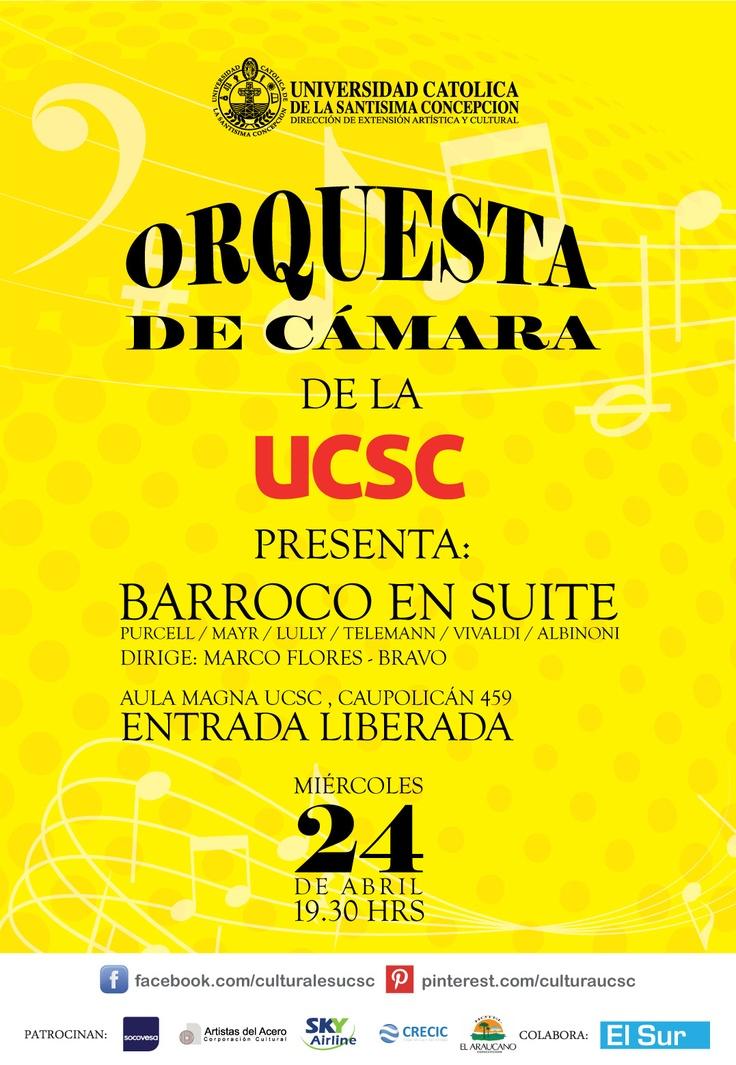 Orquesta de Cámara de la UCSC