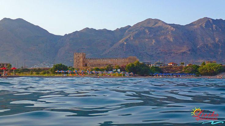 """Liviko apartments"" Website: www.livikoapartments.gr E-mail: info@livikoapartments.gr #Liviko_apartments #Apartments_for_rent #Rent_by_the_month_in_the_winter #Frangokastello #Sfakia #Chania #Crete #Greece"
