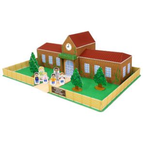 School - Craftown - Paper Craft - Canon CREATIVE PARK