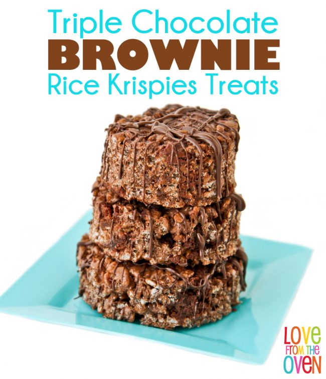 17 best images about rice krispie treats on pinterest for Different ways to make rice krispie treats