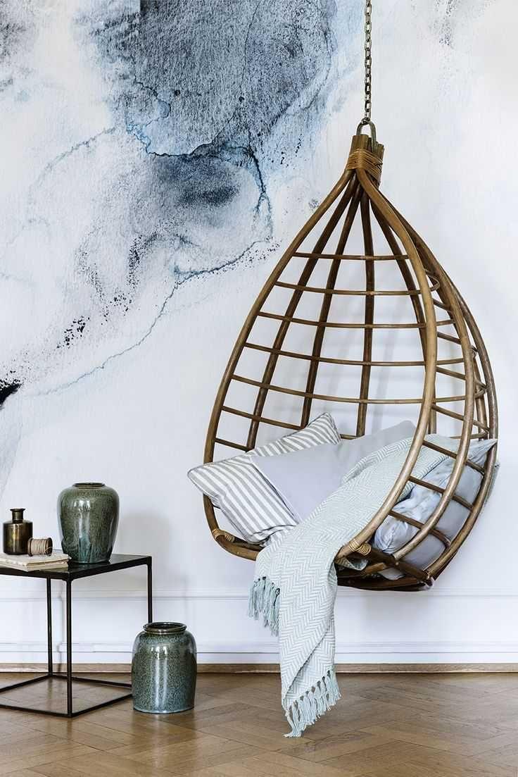 Indoor Hanging Chair For Bedroom Diy From Ceiling With 2018 And Charming Best Hammock I Fauteuil Suspendu Mobilier De Salon Accessoires De Decoration De Maison