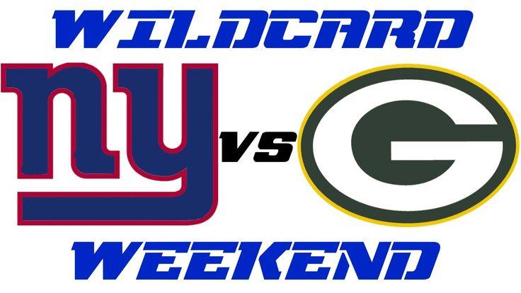 NFL Picks | Giants vs Packers | Against The Spread | Wildcard Weekend