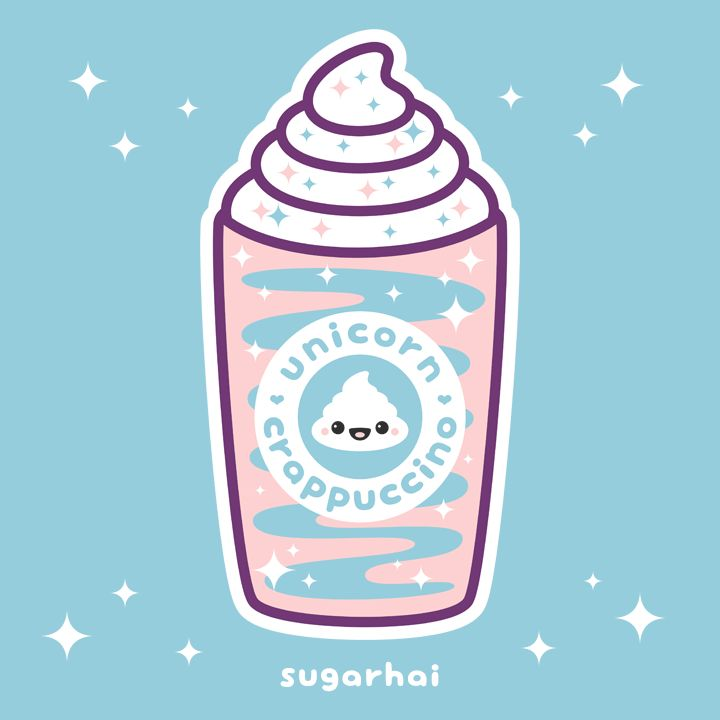 Icecream Cone Cupcake Wallpapers Mobile Pics: 38 Best Cute Unicorn Poop Images On Pinterest