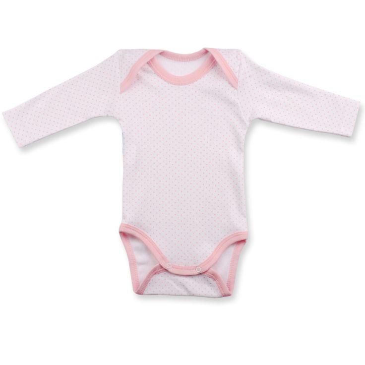 Body cu buline și bandă roz