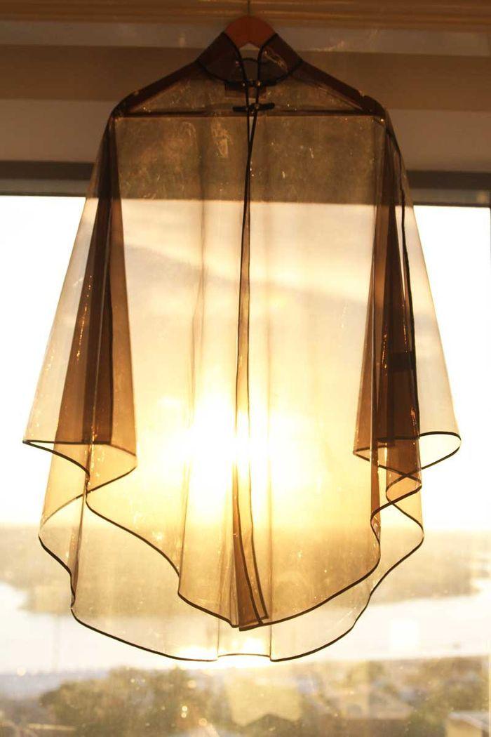 ✕ Golden light through sheer fabric— *bliss* / #magic