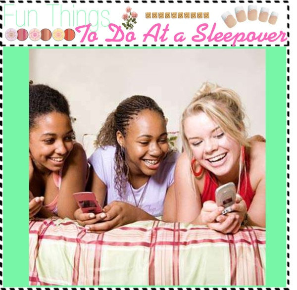 16 Best Images About Sleepover Fun On Pinterest