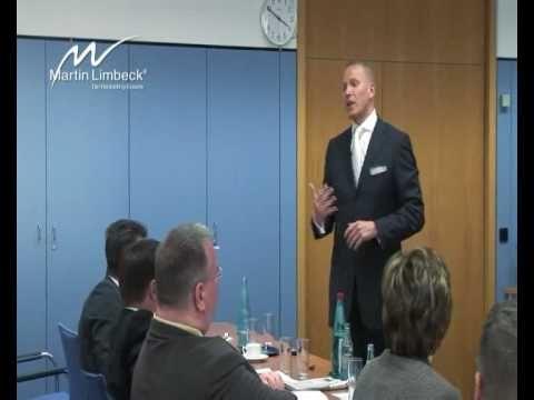 Verkaufstrainer Martin Limbeck Live: Warum sollte der Kunde bei uns kaufen?  www.martinlimbeck.de