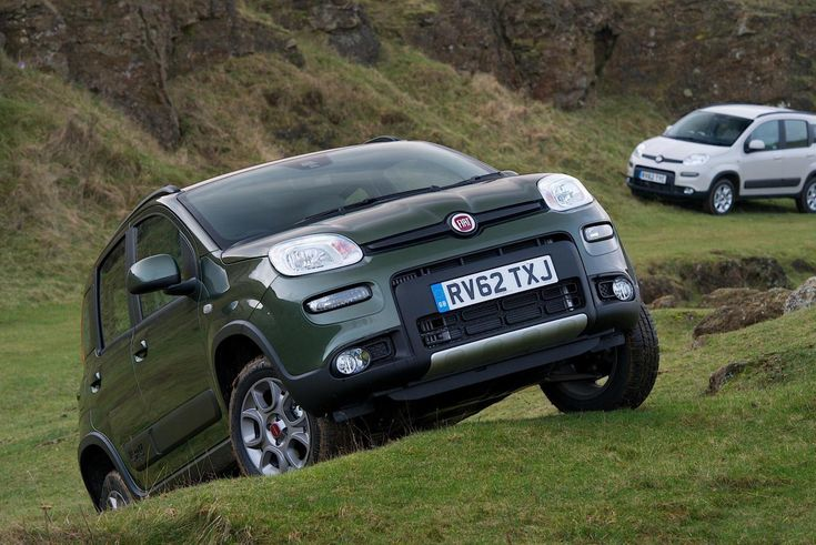 Panda 4x4 Fiat model - http://autotras.com