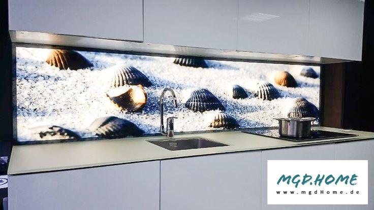 Coole Alternative zur Wandfliesebedruckte Rückwände aus Alu - alternative zu fliesen in der küche