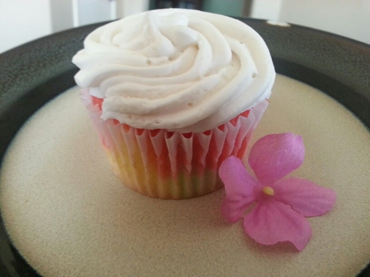 Fruity cupcakes, Tie dye and Cupcake on Pinterest