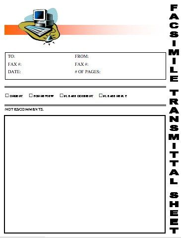 8 best fax cover sheet images on Pinterest Resume templates - funny fax cover sheet