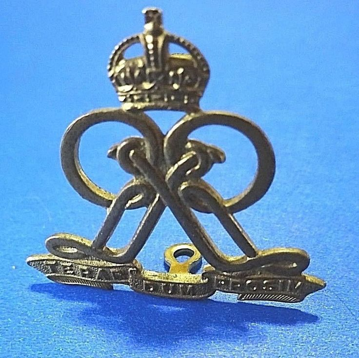 Ridley College Cadet Corp Badge