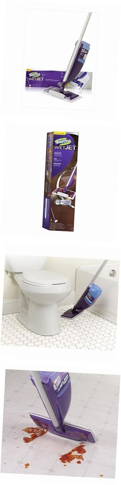 Mops and Brooms 20607: Wetjet Wood Starter Kit -> BUY IT NOW ONLY: $30.57 on eBay!