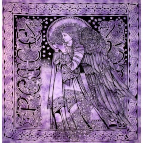 Peace Angel Tapestry - The Hippie House