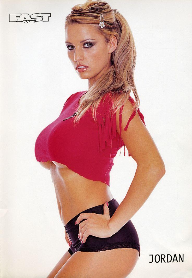 Jordan/Katie Price - Fast Car PS Oct 2000 - 12 UHQ Scans