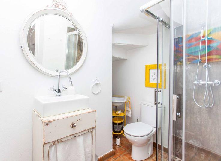 Casa Sul, um lugar onde se sente a alma portuguesa. : Casas de banho rústicas por alma portuguesa