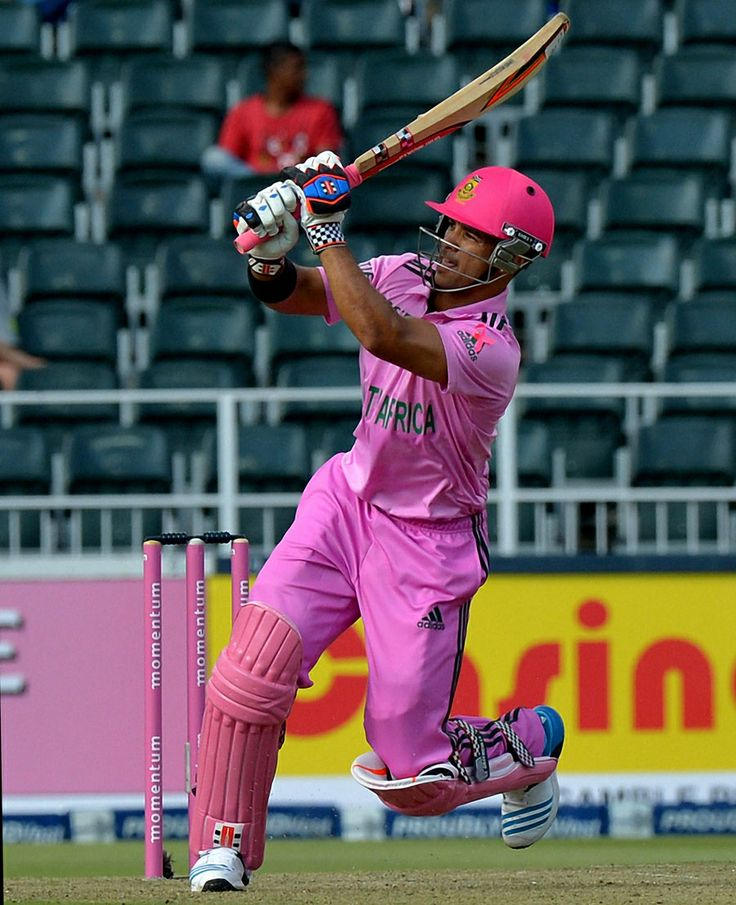JP Duminy smashed five sixes, South Africa v India, 1st ODI, Johannesburg, December 5, 2013