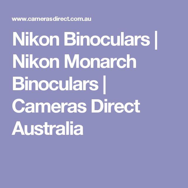 Nikon Binoculars | Nikon Monarch Binoculars | Cameras Direct Australia