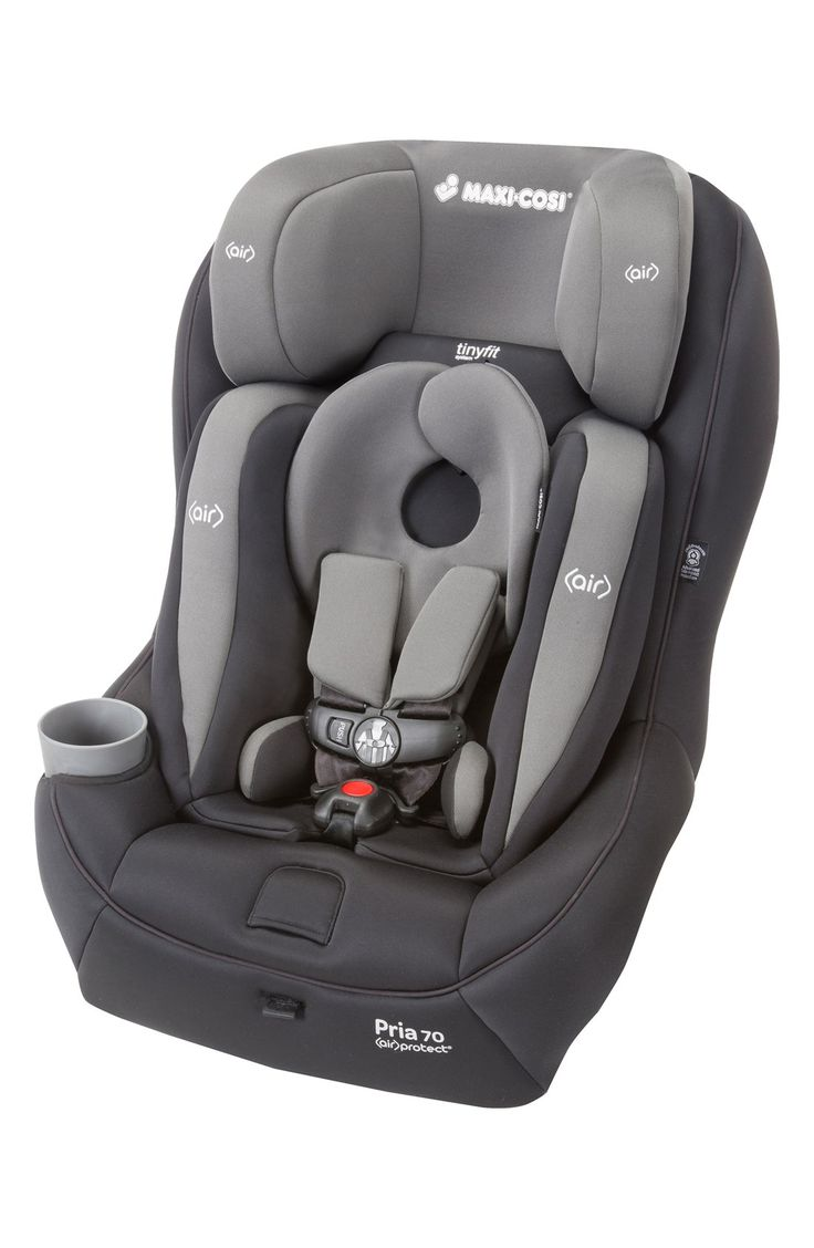 Maxi cosi pria 70 convertible car seat with tiny fit total black