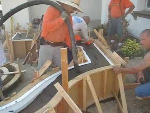 Rhomba Bench Design - YouTube