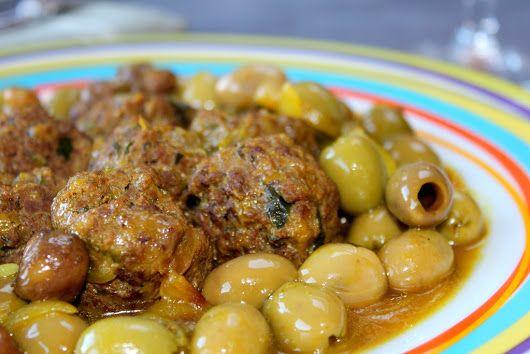 طاجين الزيتون باللحم المرحي | جزائرية نت