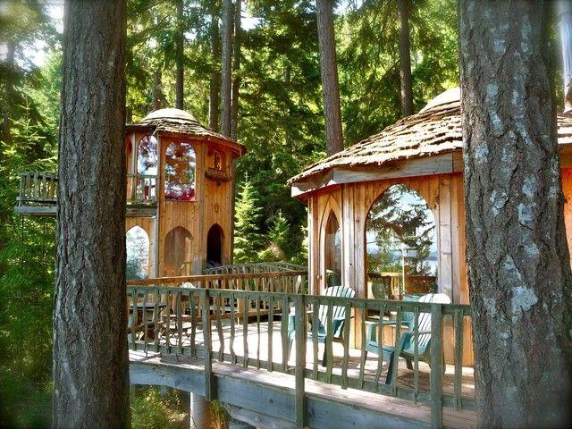 Bella Solviva - Michigan's Comfy Glamping & Camping Eco-Resort - Ărboreal Glen