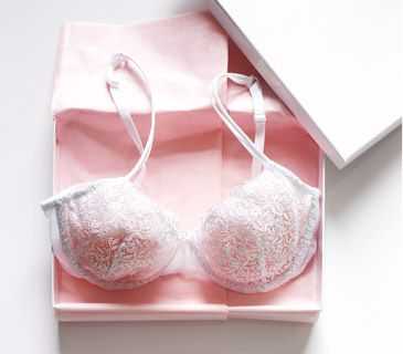 Are You Wearing the Right Size? Here's how to properly measure your bra size.