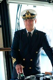 Captain Mattia Manzi: Started his career with MSC Cargo in 1972 and in 1975 he was promoted to the rank of first officer until 1985. The following year, he decided to change to passenger liners and moved to Carnival Cruise Lines where he became Captain and commanded passenger vessels from 1999-2003. In 2004 he returned to MSC where he took command of MSC Sinfonia. This is in his 14th season of commands on MSC passenger vessels, of which three have been on the largest class, Fantasia.