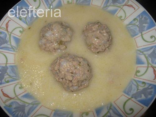 Γεύση Ελευθερίας: Γιουβαρλάκια αυγολέμονο