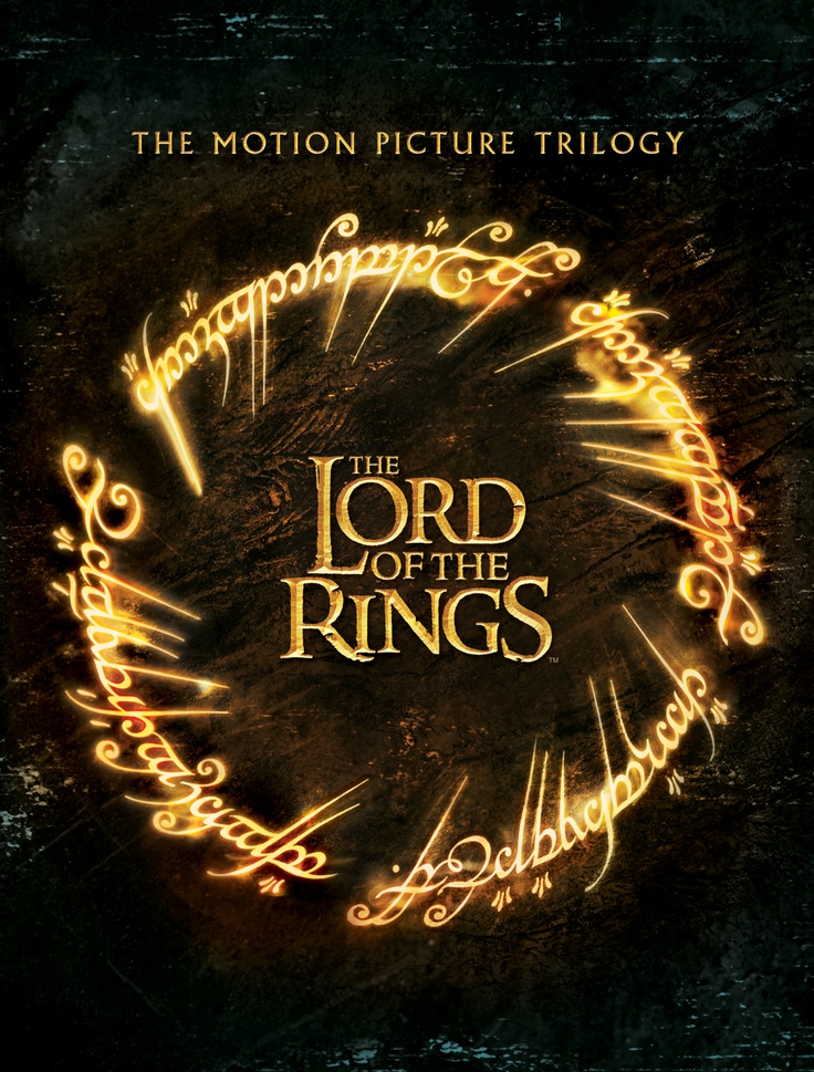 Lord Of The Rings Movie Poster The Lord of the Rings ...
