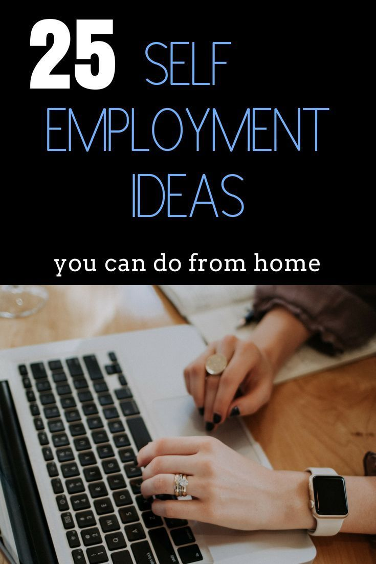 Discover The Top Self Employment Ideas That Can Generate Over 100 000 Every Year In Revenue These Are Home Based Opportunities