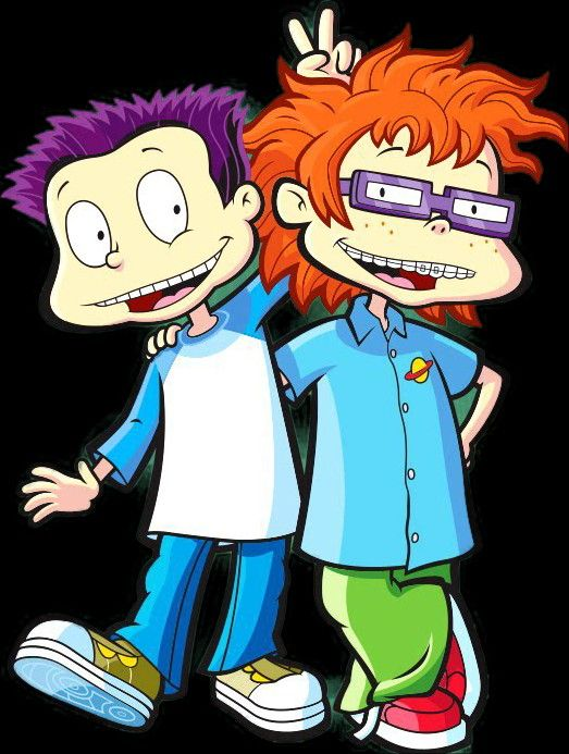 All Grown Up Tommy And Chuckie Hero Villains Characters Pinterest Rugrats