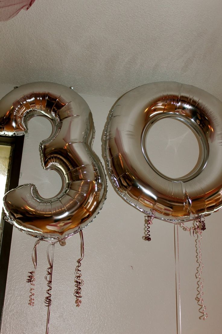 30th wedding anniversary surprise party ideas