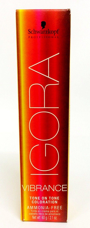 Schwarzkopf color ultimate online kaufen - Schwarzkopf Igora Vibrance Tone And Tone Hair Color 5 0 Light Brown