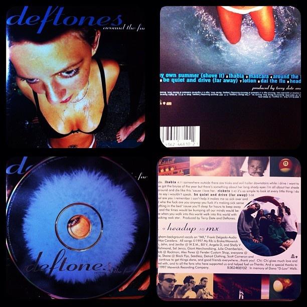 Deftones - Around The Fur Lyrics and Tracklist | Genius