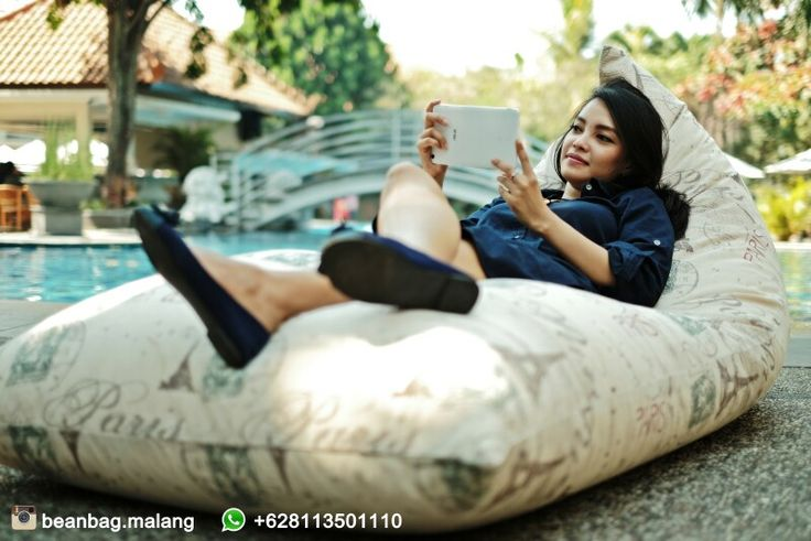 Bean bag home made, pre order, WA +628113501110