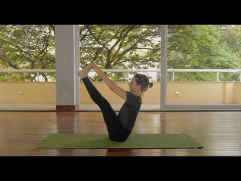 Aulas NAMU: hatha yoga para principiantes - YouTube