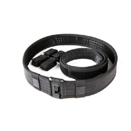 5.11 Tactical Sierra Bravo Duty Belt Kit, Black, Size: 4XL