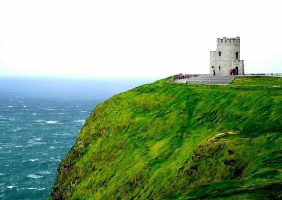 Emerald isle ireland here
