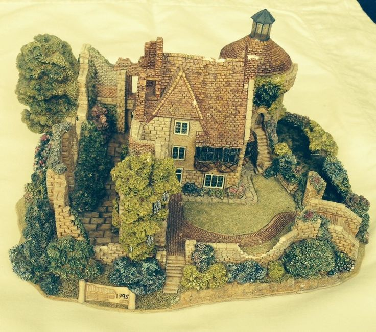 429 Best Lilliput Lane Images On Pinterest