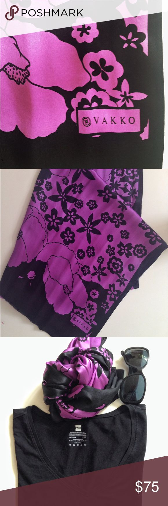 1000 ideas about purple scarves on fashion