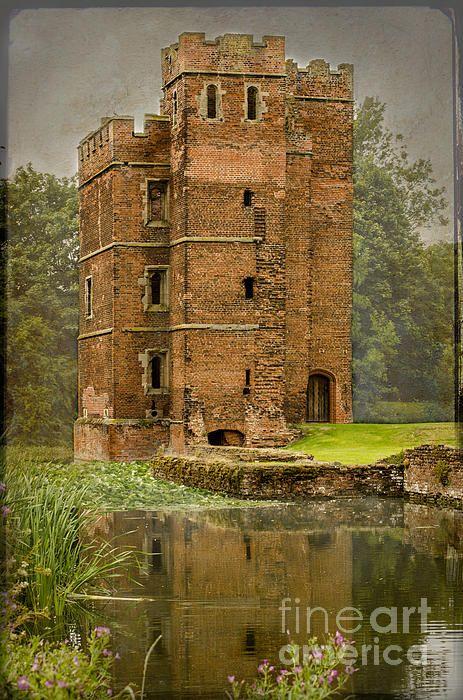 Kirby Muxloe Castle Tower  Linsey WillIams