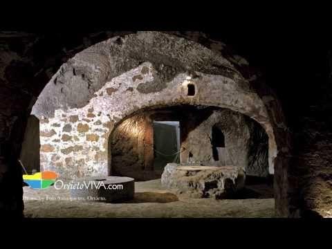 Orvieto Underground audio guide in English, Orvieto Umbria - Orvietoviva.com