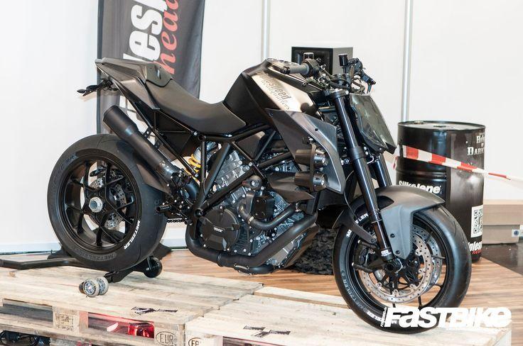 KTM Super Duke 1290 Triple Speed custom