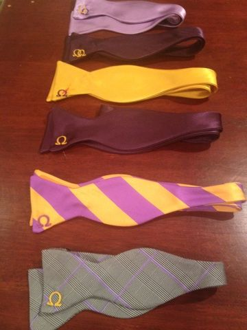 The Omega Psi Phi Collection