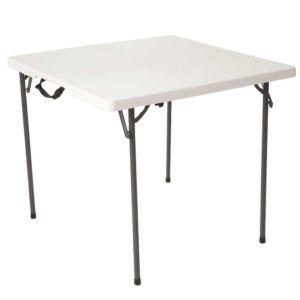 34 X 34 Folding Table