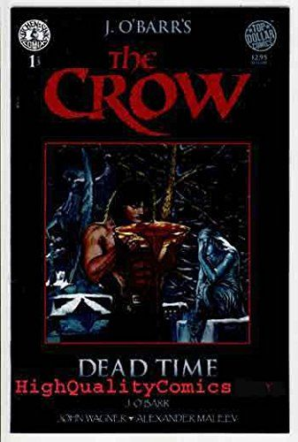 CROW ; DEAD TIME 1 VF James OBarr Kitchen Sink Press 1996 @ niftywarehouse.com #NiftyWarehouse #TheCrow #Crow #Movie #Film #Cult #CultMovies #CultFilms